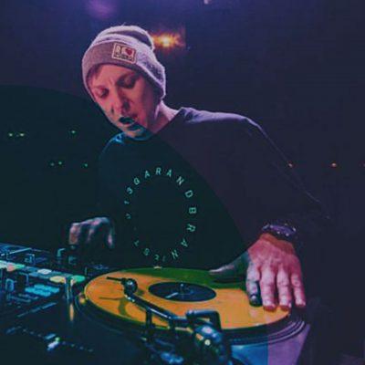 DJ Forrest Pine